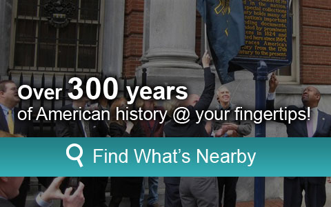 Over 300 years of American history at your fingertips!