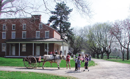 Landis Valley Village and Farm Museum
